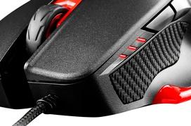 MSI Interceptor DS300, nuevo ratón gaming con sensor láser