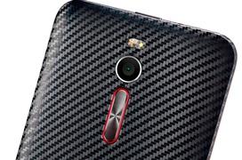 La edición especial del ASUS ZenFone 2 Deluxe se actualiza con más potencia y 256 GB de memoria