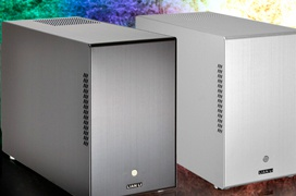 Lian Li PC-M25, nueva torre compacta para mini servidores o NAS