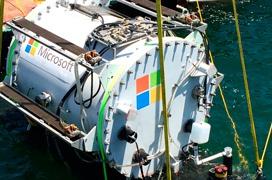 Microsoft Project Natick: centros de datos sumergidos en el mar