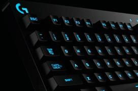 Logitech G810 Orion Spectrum, nuevo teclado mecánico con interruptores Romer-G