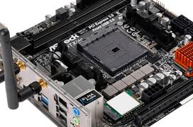ASRock A88M-ITXac, nueva placa mini-ITX para procesadores AMD FM2+