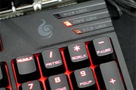 Usa los leds estáticos de tu teclado para mostrar actividad del sistema