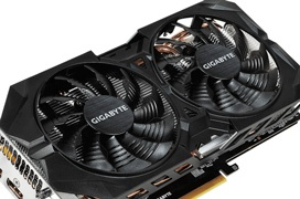 Gigabyte lanza una nueva Radeon R9 380X con disipador WindForce 2X