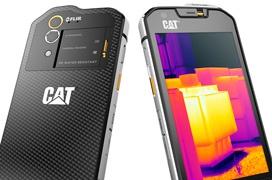 Caterpillar S60, el primer smartphone con cámara térmica incorporada