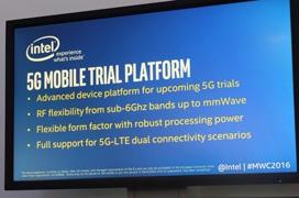 El 5G de Intel llegará en 2020 con tecnología direccional