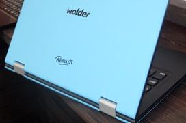 Wolder Nubook, los primeros convertibles con Remix OS