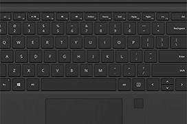 La Surface Pro 4 por fin cuenta con teclado español con lector de huellas
