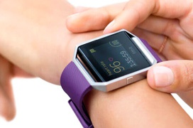 Fitbit Blaze, nuevo smartwatch orientado a la monitorización de actividad