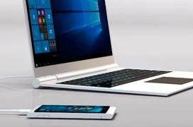 NexDock convierte smartphones, tablets o Sticks HDMI en un portátil