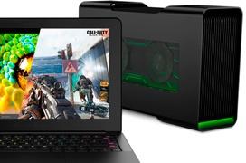 Xconnect es el estándar para tarjetas gráficas externas que propone AMD