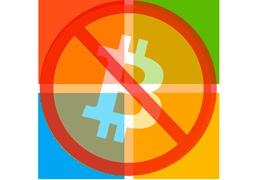 Microsoft deja de aceptar bitcoins en su tienda de aplicaciones