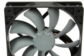 Nuevos ventiladores Scythe GlideStream 120 PWM con limitador de velocidad integrado