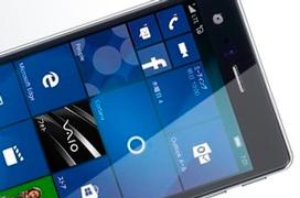 VAIO prepara el lanzamiento de otro smartphone con Windows 10