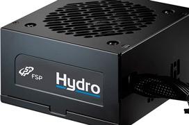 Nuevas fuentes de alimentación FSP Hydro Series con eficiencia 80 PLUS Bronze