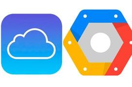 Parte de Apple iCloud estará alojado en los servidores de Google Cloud