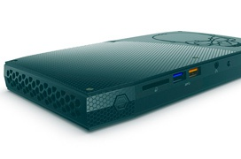 Intel integra la potente iGPU Iris Pro 850 en su nuevo NUC Skull Canyon