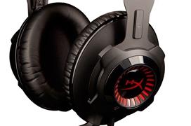 Nuevos auriculares Gaming HyperX Revolver de Kingston