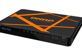 QNAP lanza un NAS compacto de 4 bahías para SSD M.2