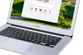 Acer promete 14 horas de autonomía en su nuevo Chromebook