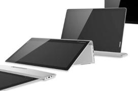 Lenovo prepara un nuevo tablet Yoga de 17,3 pulgadas