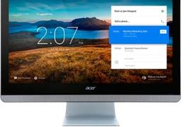Acer apuesta por Chrome OS en su nuevo PC All in One