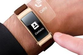 Huawei desvela la TalkBand B3, una pulsera inteligente que se convierte en auricular bluetooth
