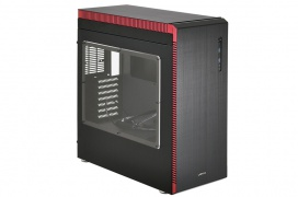 Nueva torre Lian Li PC-J60 con compartimento independiente para la fuente y sus cables