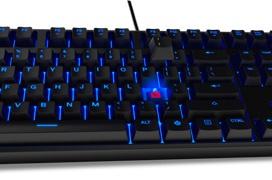 SteelSeries Apex M500, nuevo teclado mecánico con interruptores Cherry MX Red