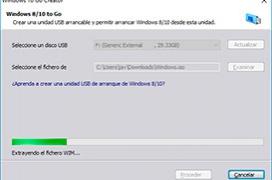 Como crear fácilmente una unidad Windows To Go con Aomei Partition Assistant Standard