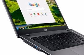 Acer integra procesadores Intel Core Skylake en su nuevo Chromebook 14 for Work