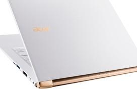 ACER Aspire S 13, nuevo ultrabook con Intel Skylake