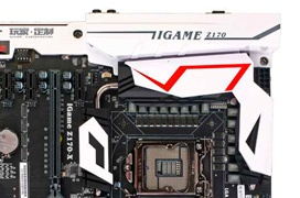 Colorful iGame Z170 Ymir-X, nueva placa