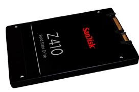 Nuevos SSD SanDisk Z410 con SLC y TLC combinadas