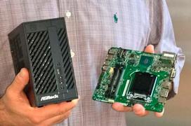 Intel y ASRock crean los DeskMini, ordenadores ultracompactos con socket LGA1151