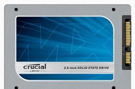 Crucial trabaja en el MX300, el sucesor del popular SSD MX200