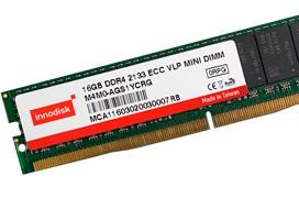 Nuevos módulos de memoria DDR4 Mini DIMM de Innodisk