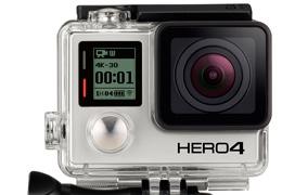 El drone de GoPro se retrasa hasta el invierno.