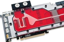 Ya disponible el bloque de refrigeración líquida EK para las AMD Radeon Pro Duo