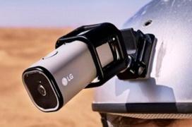 LG lanza su primera cámara de acción con conectividad LTE