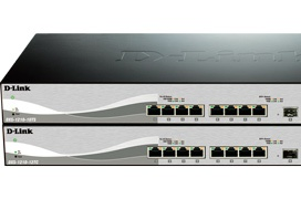 D-Link lanza nuevos Switches 10 GbE para PyMES