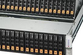 Supermicro ofrece el doble de unidades en sus Racks Simply Doble X10