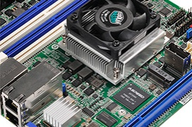 ASRock añade nuevas soluciones ITX basadas en el Intel D-1541