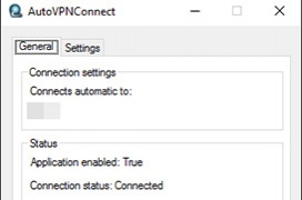 Mantén tu VPN conectada con AutoVPNConnect