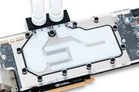 EK anuncia un bloque de agua para las GeForce GTX 1080