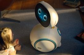 ASUS sorprende con un asistente robot