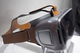 ASUS deja ver sus propias gafas de realidad virtual con acabados