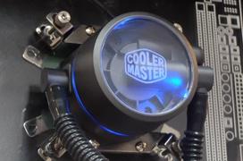 Conocemos las refrigeraciones líquidas MasterLiquid Pro de Cooler Master