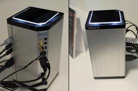 Gigabyte muestra un PC ultracompacto con gráfica dedicada y procesador Skylake