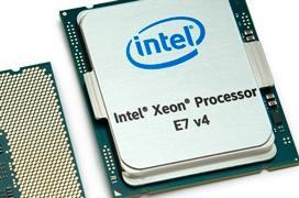 Llegan los procesadores Intel Xeon E7 v4 de 24 núcleos y con soporte para 24 TB de RAM